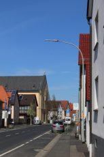 Straßenbeleuchtung in Röthlein