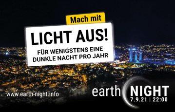 Earth Night 7.9.2021